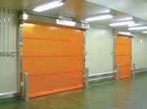 High Speed Roller Door Indonesia