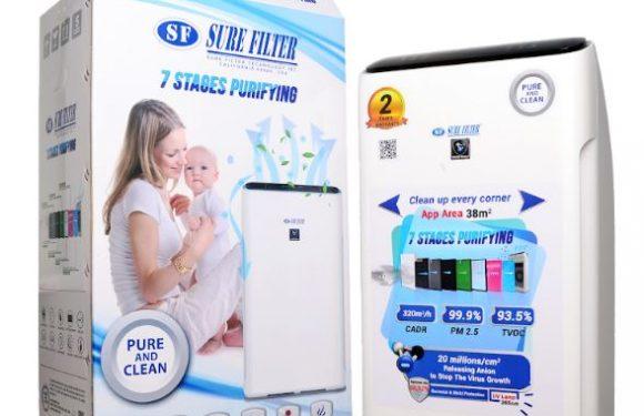 Distributor Hepa Filter Rumah Sakit