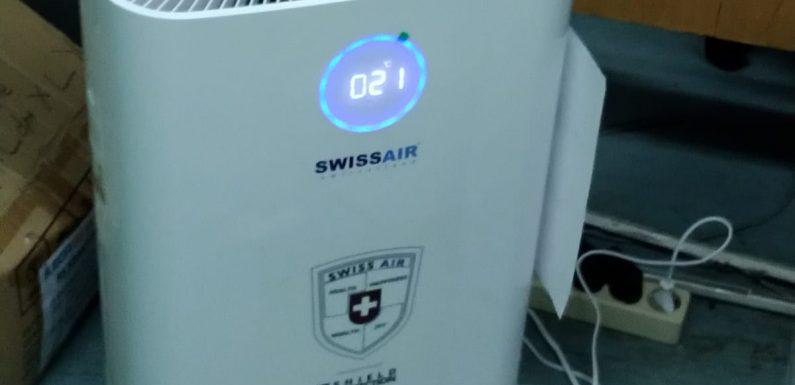 SwissAir SA-0500 untuk area 50m2